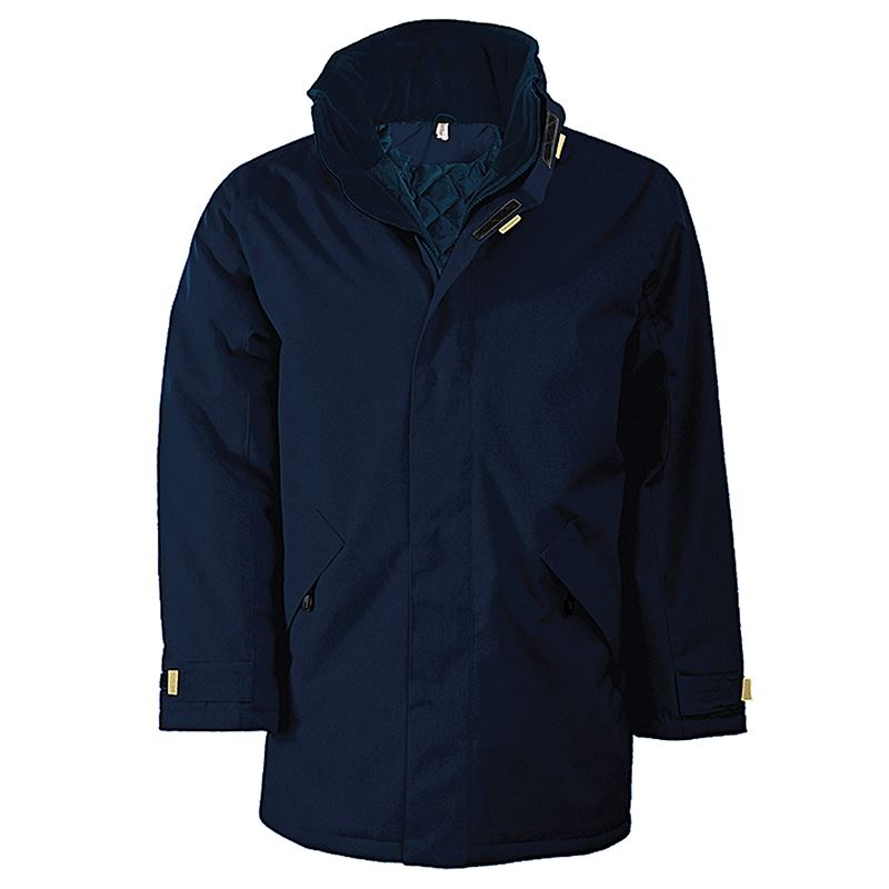Kariban Parka Jacket Kb677 Waterproof Jacket